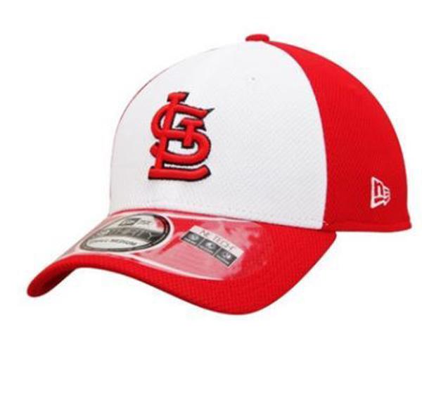 Picture of St. Louis Cardinals DE 3930 White Front