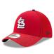 Picture of Men's St. Louis Cardinals New Era Red Shadow Burst 39THIRTY Flex Hat