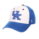 "Picture of University of Kentucky Panama ""UK"" Adjustable Hat"