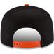 Picture of Cincinnati Bengals New Era Black/Orange Baycik 9FIFTY Snapback Adjustable Hat