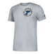 Men's St. Louis Blues Adidas Amplifier Circle T-Shirt