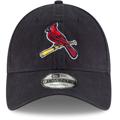 St. Louis Cardinals New Era Core Classic Secondary 9TWENTY Adjustable Hat - Navy