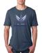 Picture of St. Louis Battlehawk Next Level Unisex Poly/Cotton Crew Tshirt NL6200