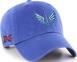 '47 Men's XFL St. Louis BattleHawks Clean Up Royal Adjustable Hat