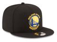 New Era Golden State Warriors NBA OTC2 9FIFTY Snapback Hat Black